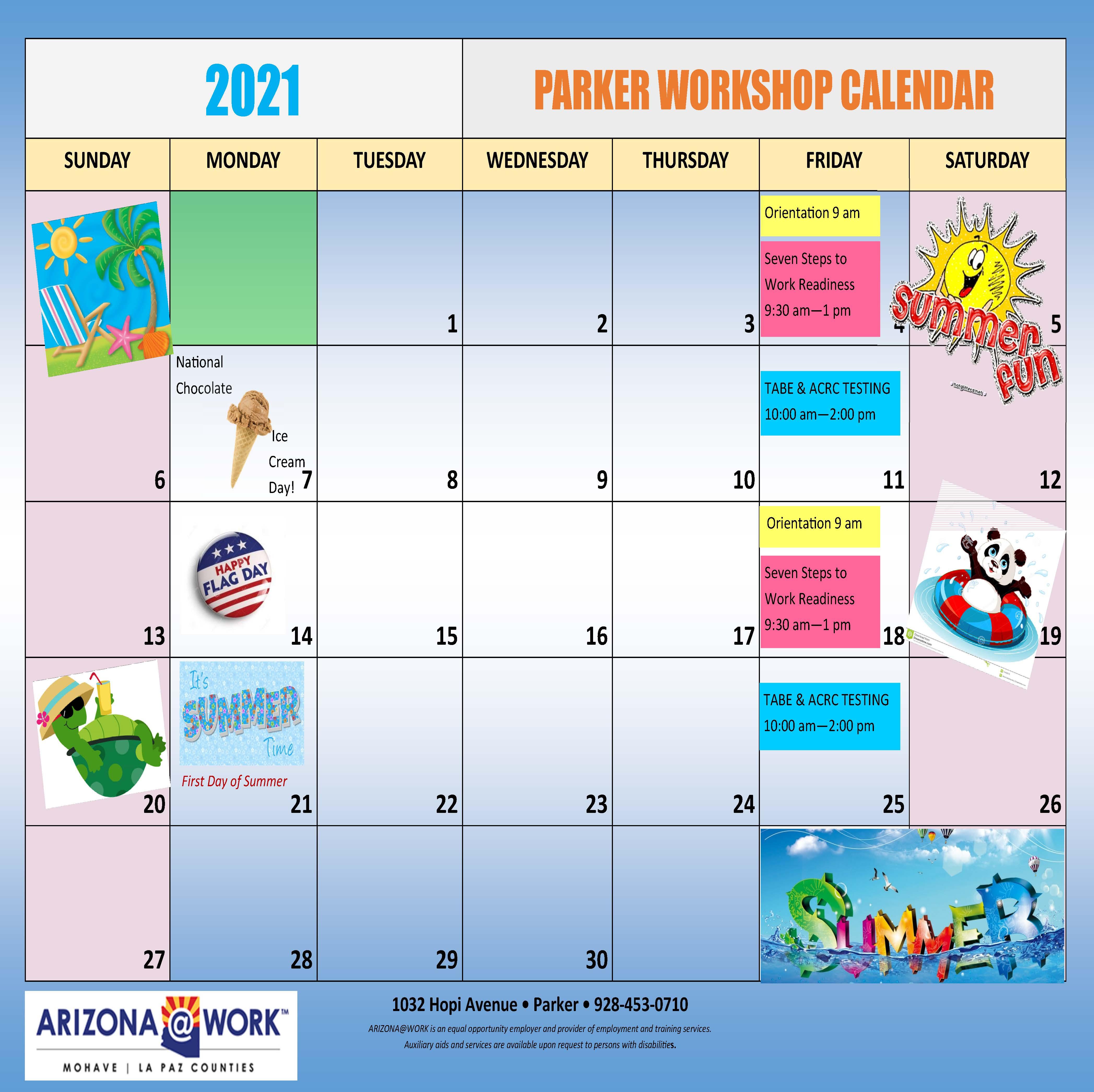 PARKER-June 2021